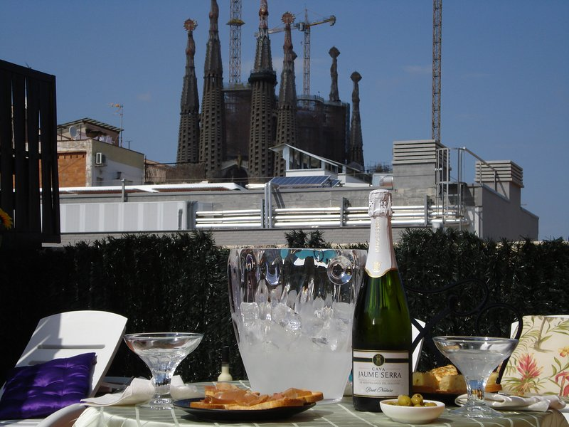 louer appartement Eixample Sagrada Familia