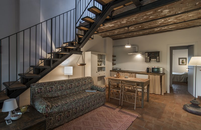 Casa Vacanze Le Fornaci - Appartamento Catola, vacation rental in Pieve A Maiano