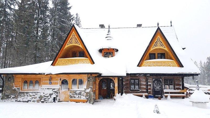 Tatra Ski Chalets
