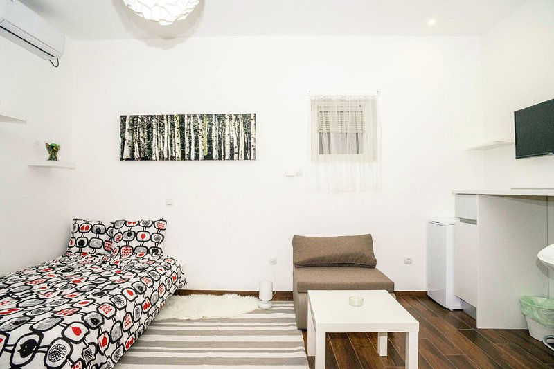 Joseph's Studio Zagreb City Center Apartment / 3 persons, vacation rental in Zagreb