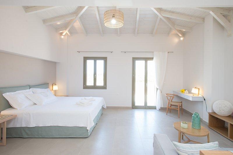 Callisto Seaside - Cymo Home, location de vacances à Chora