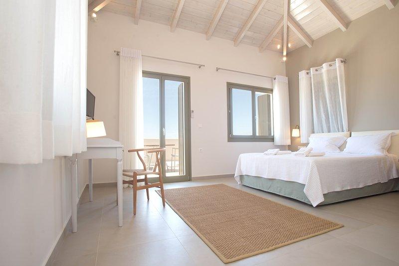 Callisto Seaside - Dione Suite, location de vacances à Chora