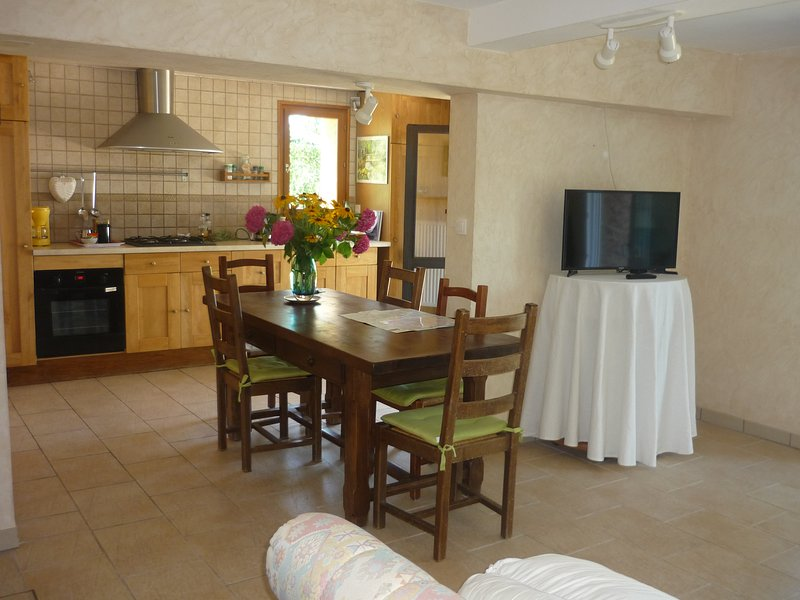 F1, parc, vue imprenable, holiday rental in Domene