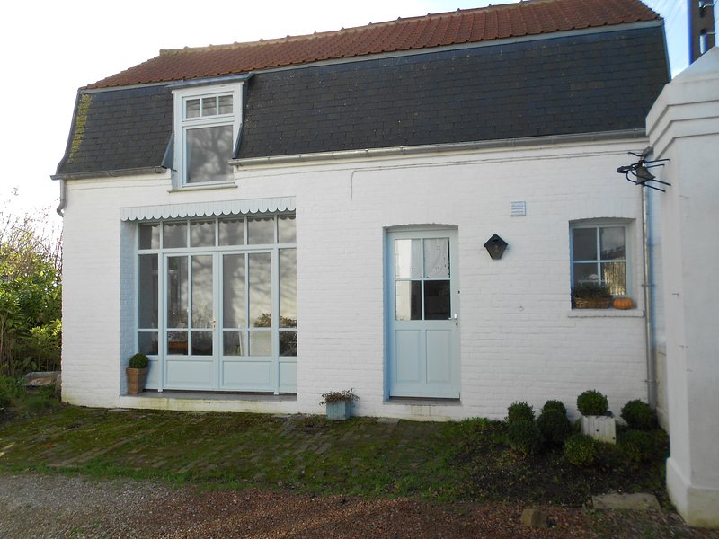 La Petite Maison du Parc, holiday rental in Bleriot-Plage
