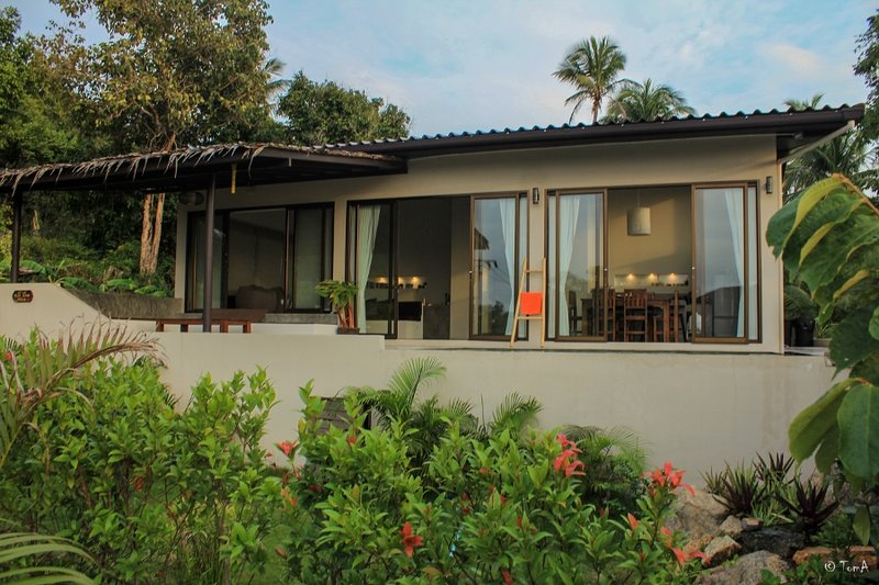 SukSan Villa  -  Thong Lang Retreat, holiday rental in Ko Pha Ngan