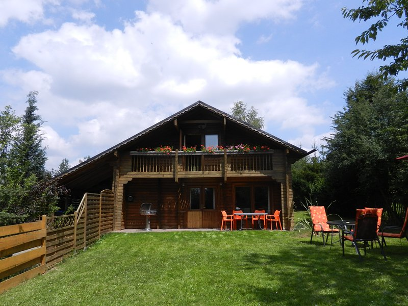 Eifelcottage - Wohlfühlhäuser in der Vulkaneifel - Wildvogel, holiday rental in Auderath