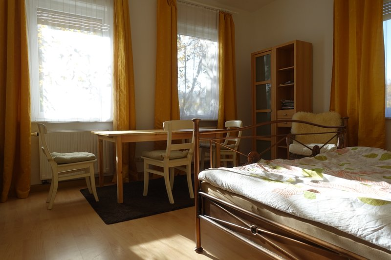 Große Wohnung in schicker Villa, holiday rental in Kronach