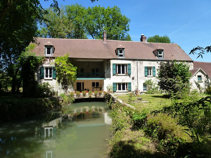 Le Moulin de Saint Augustin