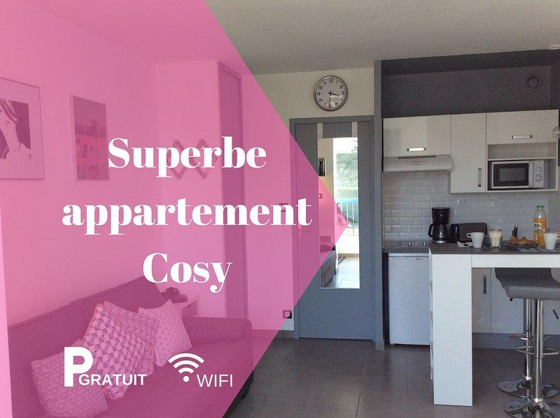 SUPERBE APPARTEMENT COSY - LA CIOTAT - PROVENCE