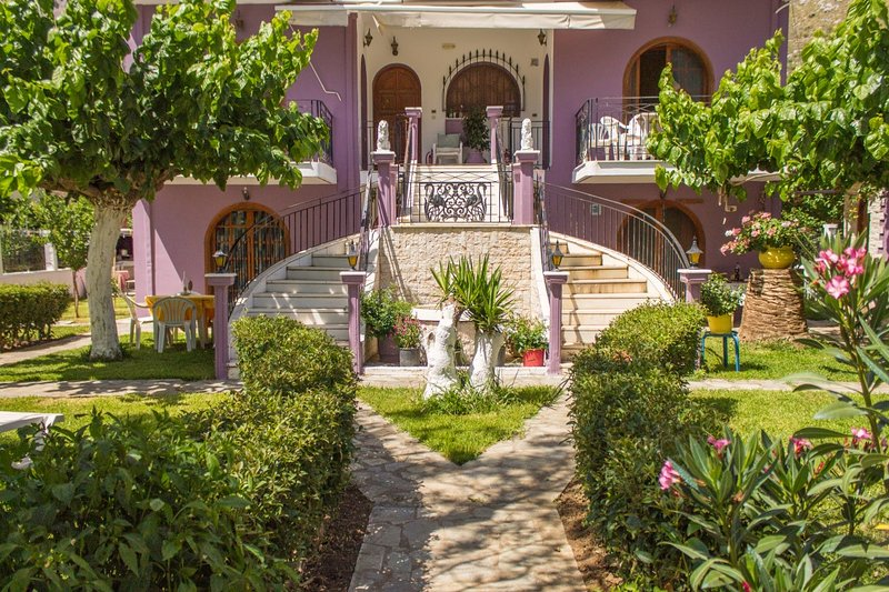 Glyka Apartments, alquiler vacacional en Grecia Occidental