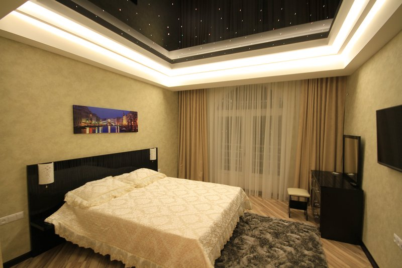 New luxury apartment in the center on the 13th floor in a new 16  building on th, vakantiewoning in Tadzjikistan