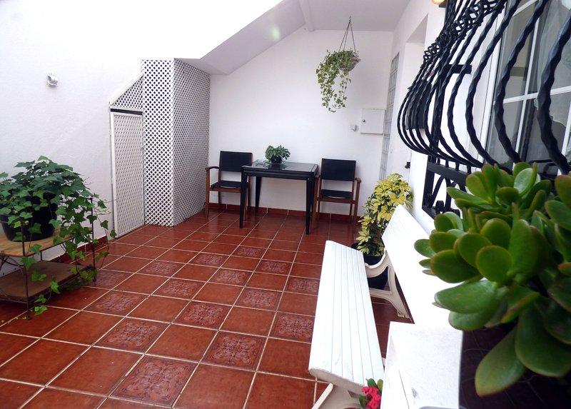 terrazza privata