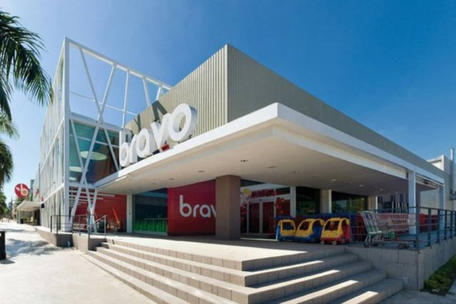 Bravo Grocery Store located at a 1 minute walk