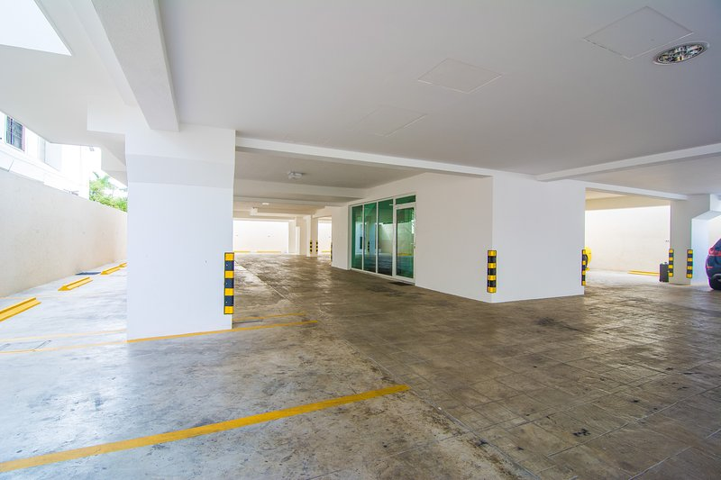 The Private Indoor Parking
