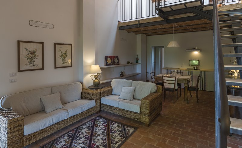 Casa Vacanze Le Fornaci - Appartamento Dondo, vacation rental in Pieve A Maiano
