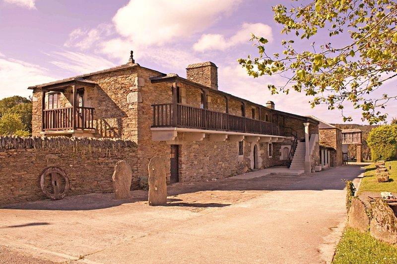 Casa Rural Berdeal, location de vacances à Manon
