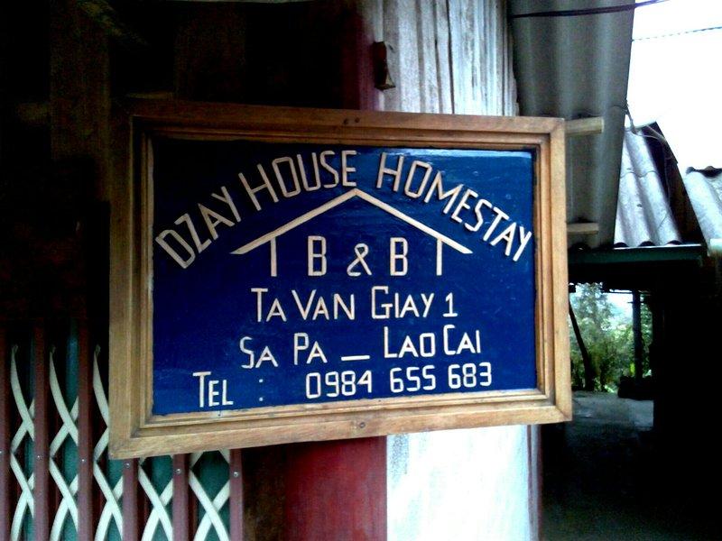 Dzay House Homestay, holiday rental in Lao Cai Province