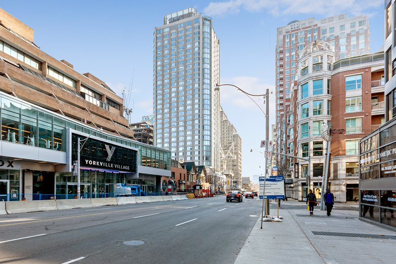 Yorkville Suites Toronto Furnished-One Bedroom Apartment ...