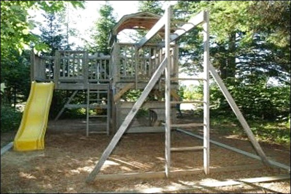 Kids Love the Play Area