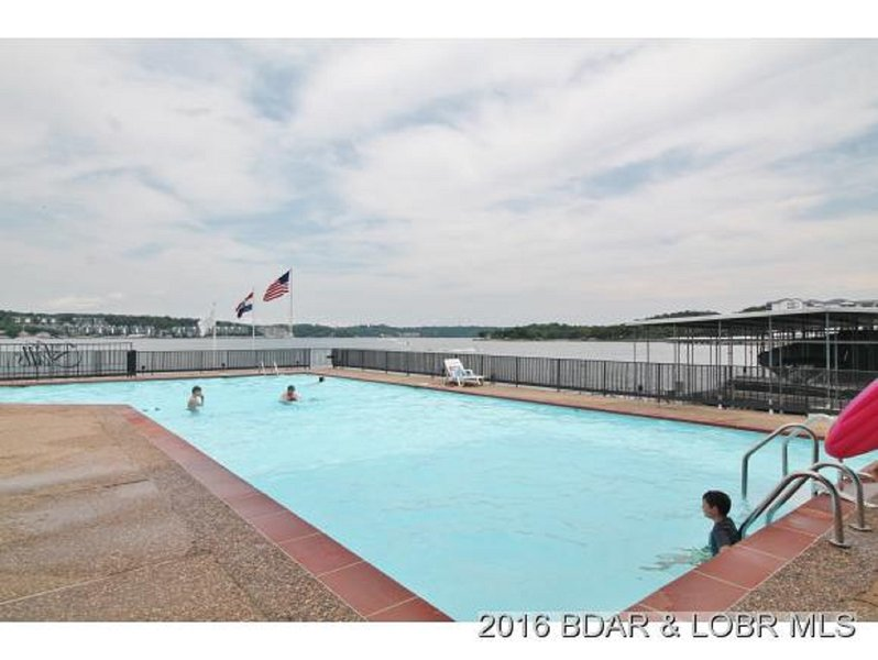 Point pool.  right beside our building with elevators to every floor and ground level.