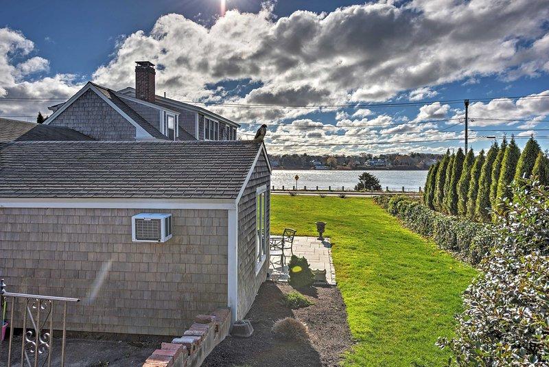 Sie sind sicher, eine fantastische Cape Erfahrung von Chatham, USA Ferienhaus Hütte haben.