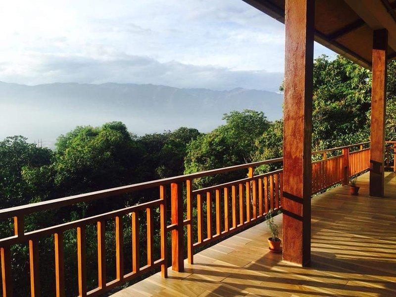 Yoga Shala #1 + Andean View