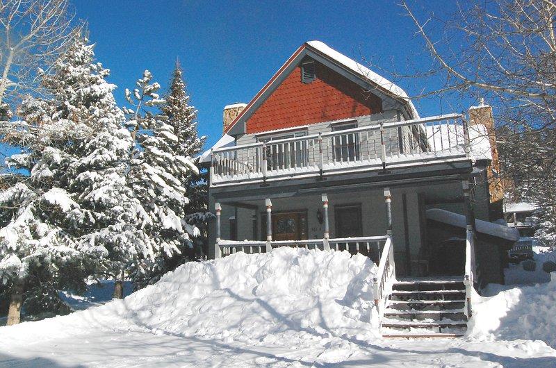 Three Bedroom Breckenridge Vacation Rental