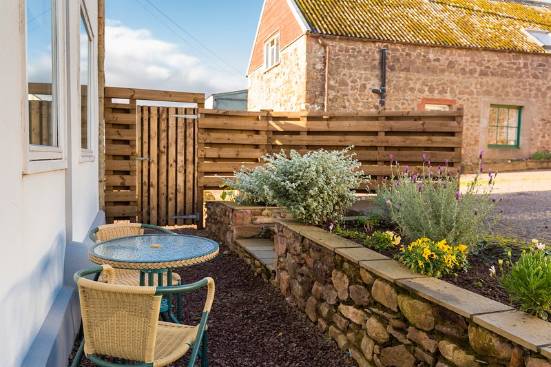 Overhailes Holiday Cottages - The Cart Shed, holiday rental in Gifford