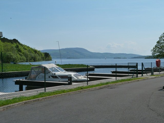 The Moorings on Lough Derg - approx. 50 yds from property