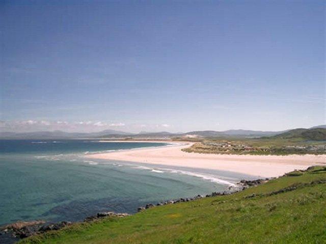 Narin Bue Flag beach, Donegal