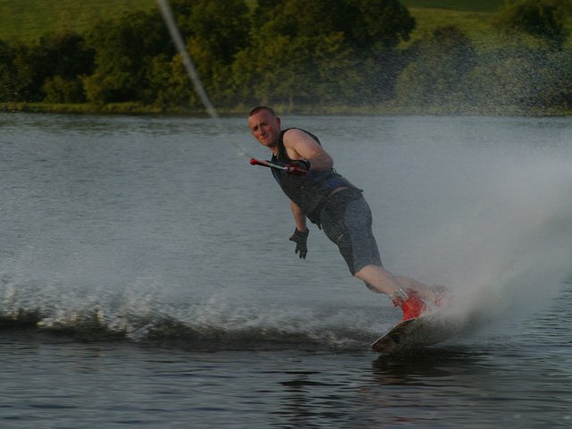 Wakeboarding in Co. Monaghan