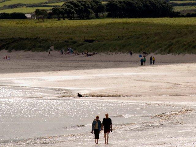 Ventry Beach.