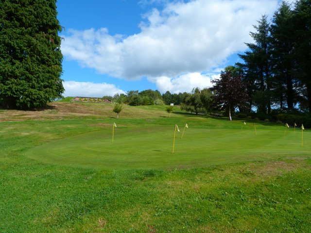 Glenmalure Golf Course
