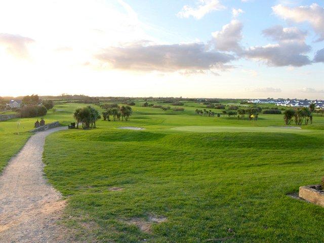 St Helen's Bay Golf course - adjacent to this village