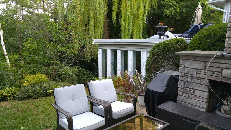 Ravine tranquility, vacation rental in Markham