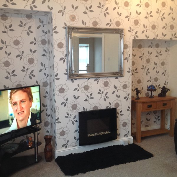 Large maisonette  quality accommodation.great location all room good sizes .
