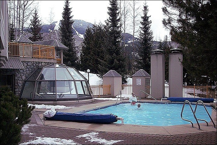 Photo of Slopeside on Blackcomb with Hot Tub and Pool / 214932