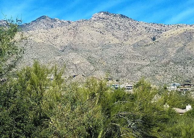 Inspiring Mountain Views, Great Trails and Golf! - Quiet Two Bedrm/2 Bath, holiday rental in Tucson