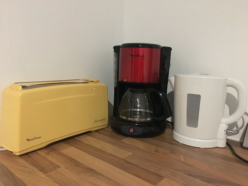 Toaster Coffee Maker Kettle