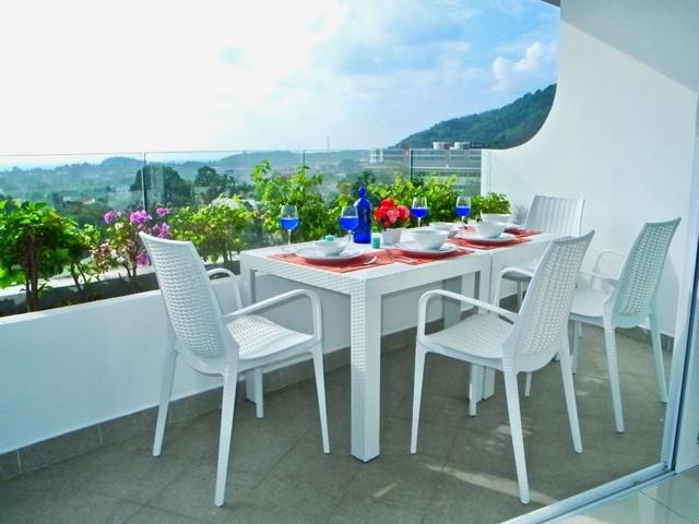 Kata : Great sea views apartment !, vacation rental in Ban Kata