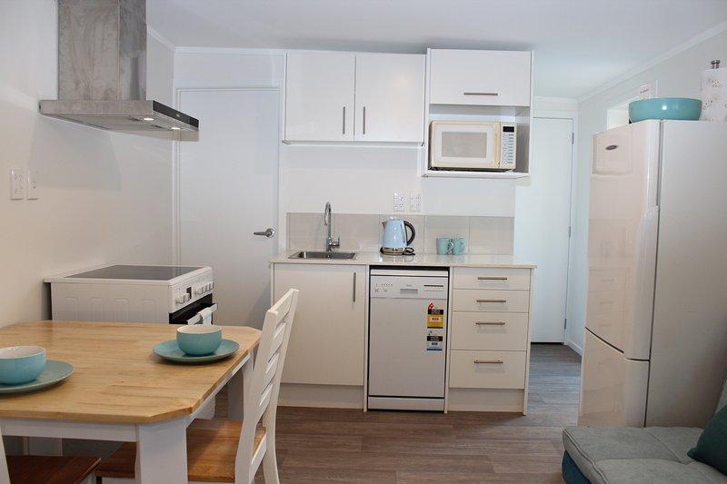 New kitchen facilities & utilities