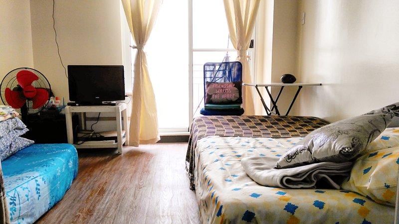 Bright and lightful room