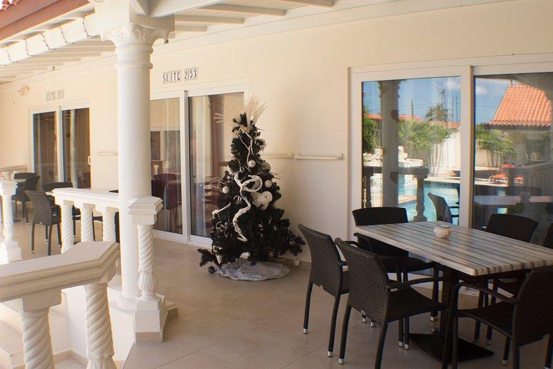 Notre arbre de Noël à Villa Swiss Paradise
