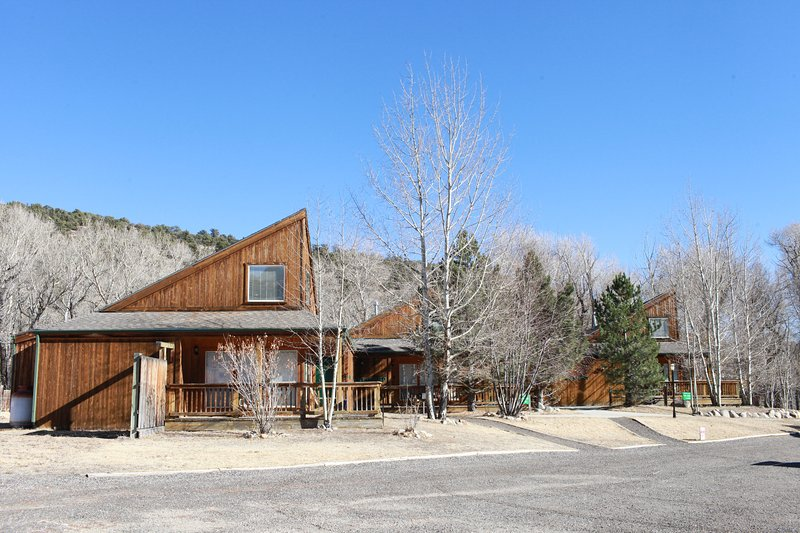 Mt. Massive Chalet is located on the North End of the triplex building