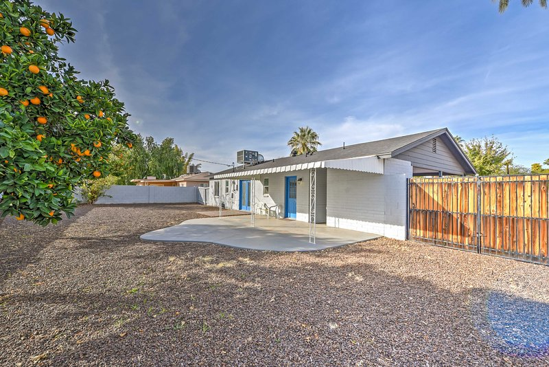 Welcome to your Scottsdale home-away-from-home!