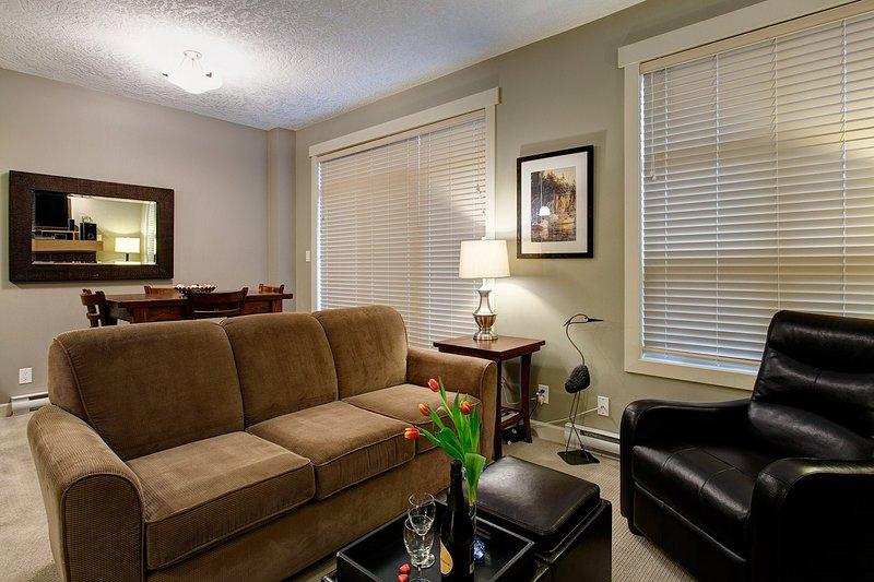 De 2 slaapkamer appartementen zijn de ideale accommodatie voor gezinnen of groepen van maximaal 6 personen