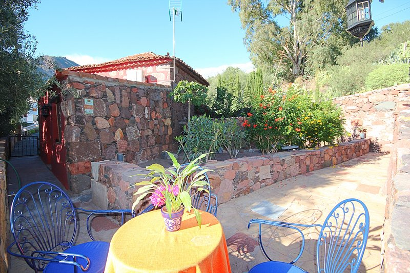 Lovely cottage in Santa Lucía. Lovers of nature and tranquity., vacation rental in Santa Lucía de Tirajana