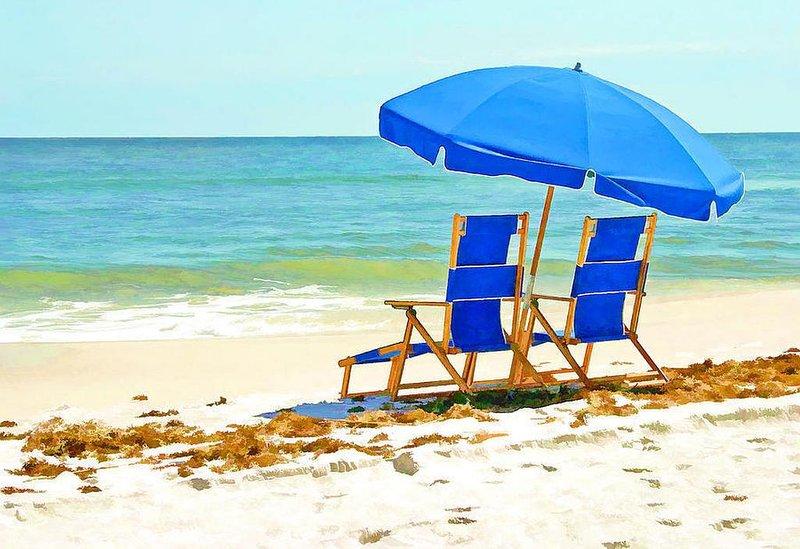Pelican Beach!