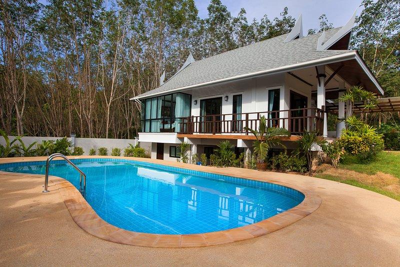 Krabi Naka Villas, holiday rental in Pak Nam