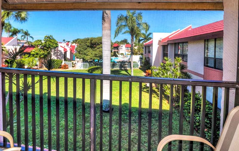 View from the Balcony/Lanai